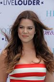 Khloe Kardashian at the HPNOTIQ Glam Louder Program Launch, Mr. C Beverly Hills, Beverly Hills, CA 0