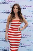 Khloe Kardashian at the HPNOTIQ Glam Louder Program Launch, Mr. C Beverly Hills, Beverly Hills, CA 05-22-13