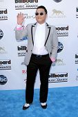 Psy at the 2013 Billboard Music Awards Arrivals, MGM Grand, Las Vegas, NV 05-19-13