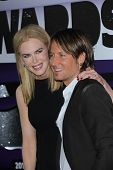 Nicole Kidman and Keith Urban at the 2013 CMT Music Awards, Bridgestone Arena, Nashville, TN 06-05-1