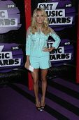 Carrie Underwood at the 2013 CMT Music Awards, Bridgestone Arena, Nashville, TN 06-05-13
