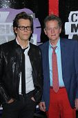 Kevin Bacon and Michael Bacon at the 2013 CMT Music Awards, Bridgestone Arena, Nashville, TN 06-05-1