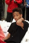 Jaden Smith at the Jackie Chan Hand and Foot Print Ceremony, TCL Chinese Theater, Hollywood, CA 06-06-13