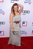 Hilary Duff at the 1st Annual Children Mending Hearts Style Sunday, Private Location, Beverly Hills, CA 06-09-13