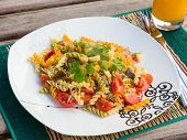 Italian Pasta With Vegetables