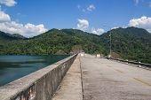 Wachiralongkorn Dam Or Khao Laem Dam