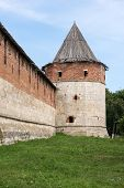 Watchtower Old Russian Fortress