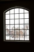 Winter In The Window