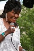 KoKo Taylor Performing at Celebrate Fairfax, Fairfax, VA. June 15,2005