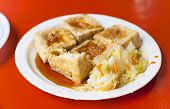 stock photo of stinky  - chinese and Taiwan traditional famous food  - JPG