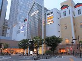 Umie Shopping mall in Haborland Kobe