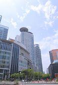 Osaka downtown Japan