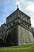 Pidgirci castle