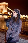 Budapest Travel Woman