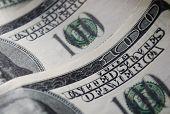 Brown 100 Us Dollar Bill