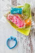 Colourful Molding Dough