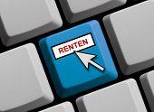 Computer Keyboard: Pension