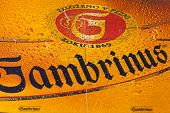 Beermats From Gambrinus Beer