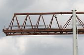 Type Of Bearing Metal Structures Of Gantry Crane
