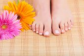 Caring For Women's Feet