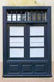 Old historic window