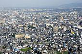 Osaka In Birdview