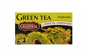 Los Angeles,California Dec 9th,2014: Nice isolated Image of Celestial green tea.