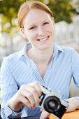 Businesswoman - Hobby Photographer