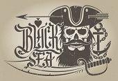 Постер, плакат: Blacksea