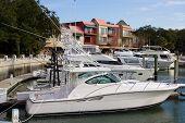 Barcos en Hilton Head, Carolina del norte