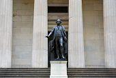 Federal Building - George Washington Statue NYC