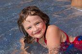 Chica baña 2
