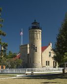 Mackinaw Lighthouse