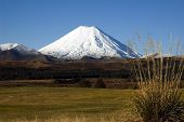 Mt Ngauruhoe New Zealand