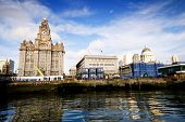 The changing waterfront of Liverpool - European Capital of Culture 2008