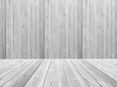 picture of wainscoting  - Conceptual floor and wall wood texture background - JPG
