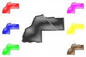 Laayoune-sakia El Hamra Region (administrative Divisions Of Morocco, Kingdom Of Morocco, Regions Of  poster