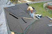 Re-roofing the House