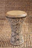 Dumbek Drum From Egypt