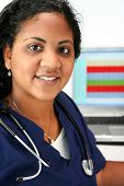Minority Nurse