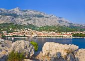 View To Makarska, Croatia