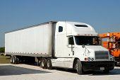 American Semi Truck