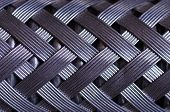 Wire Braided Hose Macro