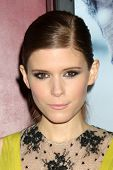LOS ANGELES - NOV 29:  Kate Mara arrives at the 'Deadfall' premiere at ArcLight Hollywood Theaters o