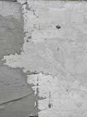 Resumo de gesso estuque parede construção fundo adesivo Te