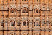 Hawa Mahal, The Palace Of Winds In Jaipur, Rajasthan, India.