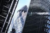 City Of London Office Buildings