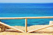 spanish sea view