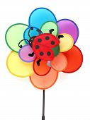 Colorful Childrens Pinwheel