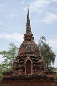 Sukhothai Historical Park, Thailand poster